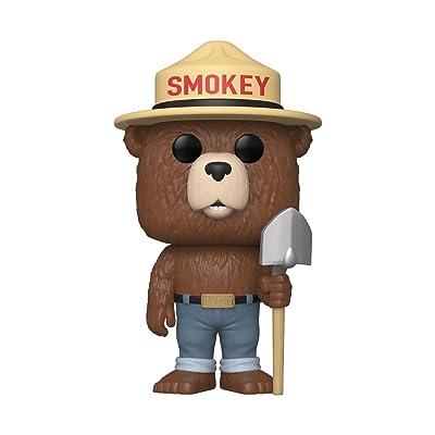 Funko Pop!: AD Icons - Smokey Bear: Toys & Games