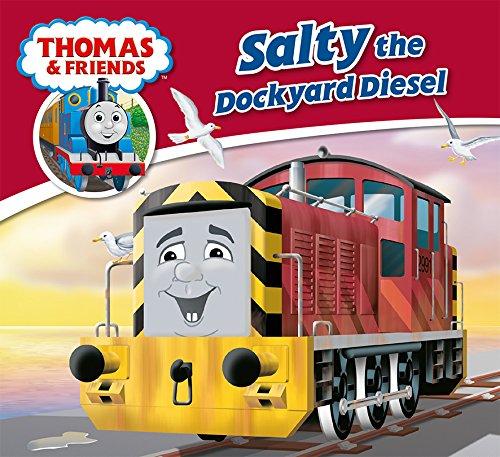 Salty the Dockyard Diesel (Thomas & Friends Engine Adventures)