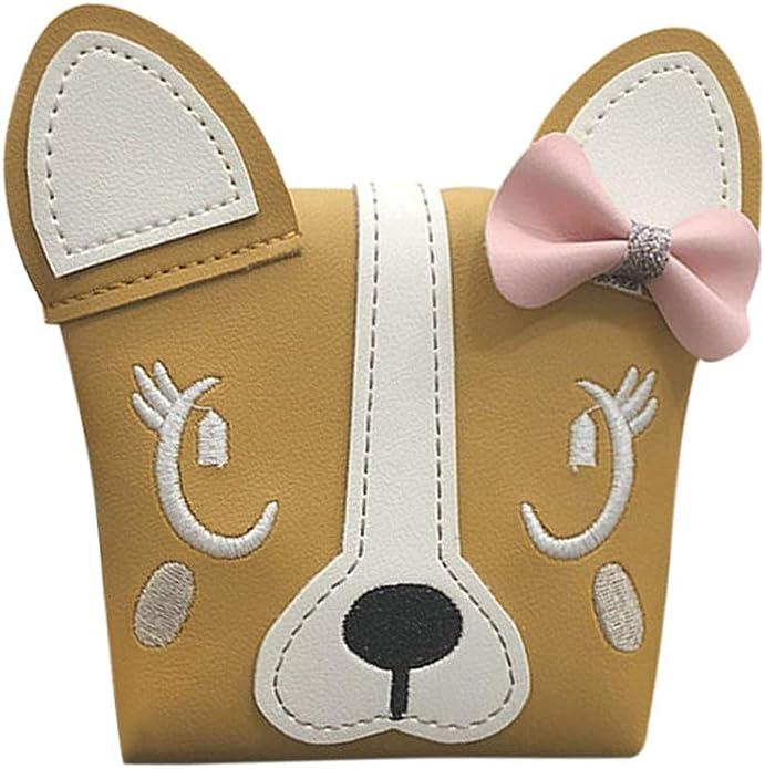 Sac Mini Mignon Chat Oreille Bandoulière Enfants Baby Porte-Monnaie Petite Fille