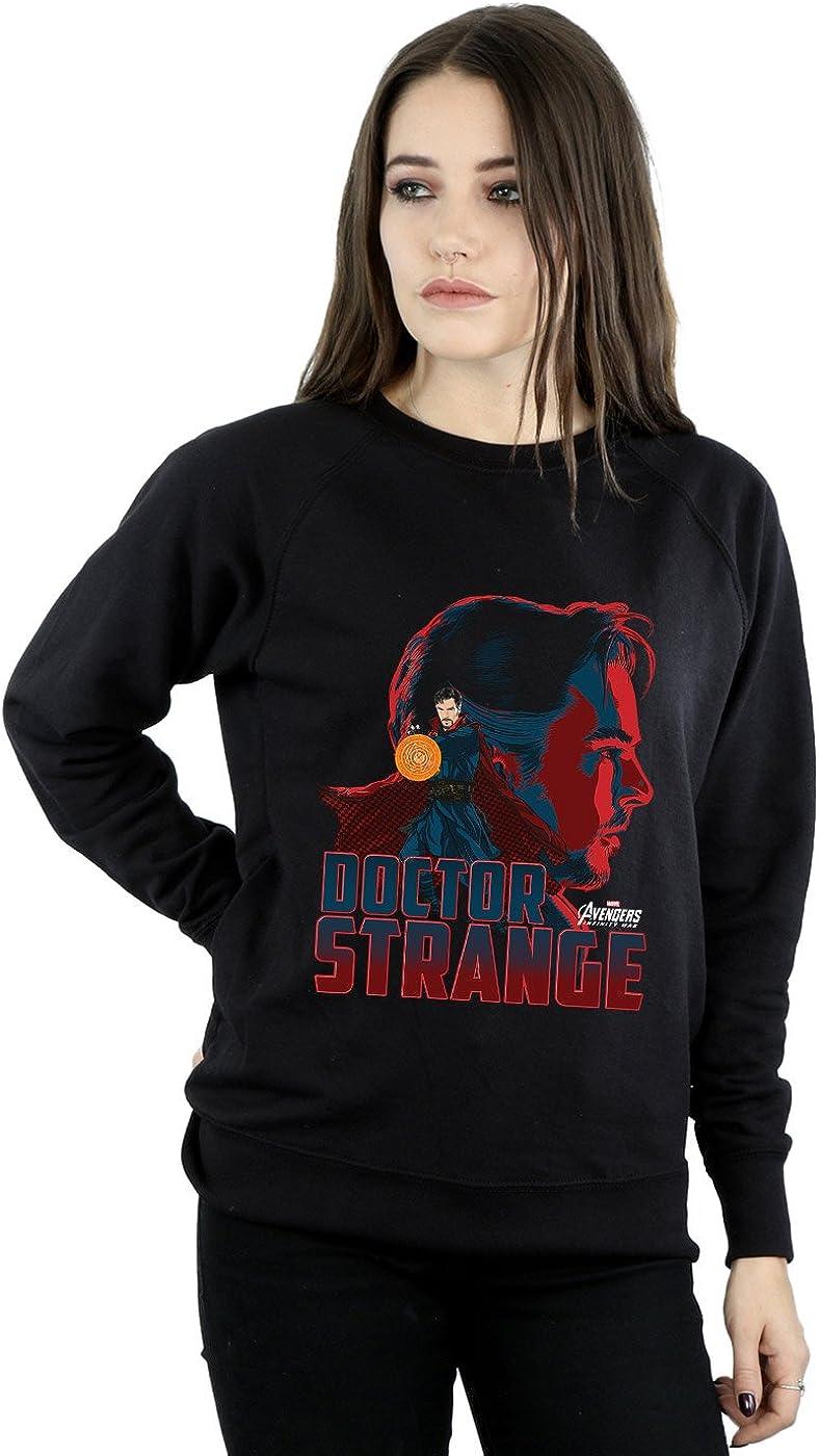 Avengers Mujer Infinity War Doctor Strange Character Camisa De Entrenamiento