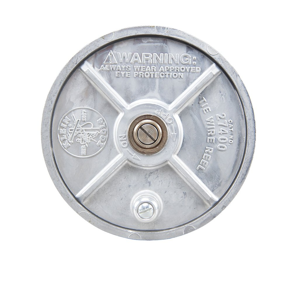 Tie-Wire Reel, Lightweight Aluminum, Left Handed and Right Handed ...