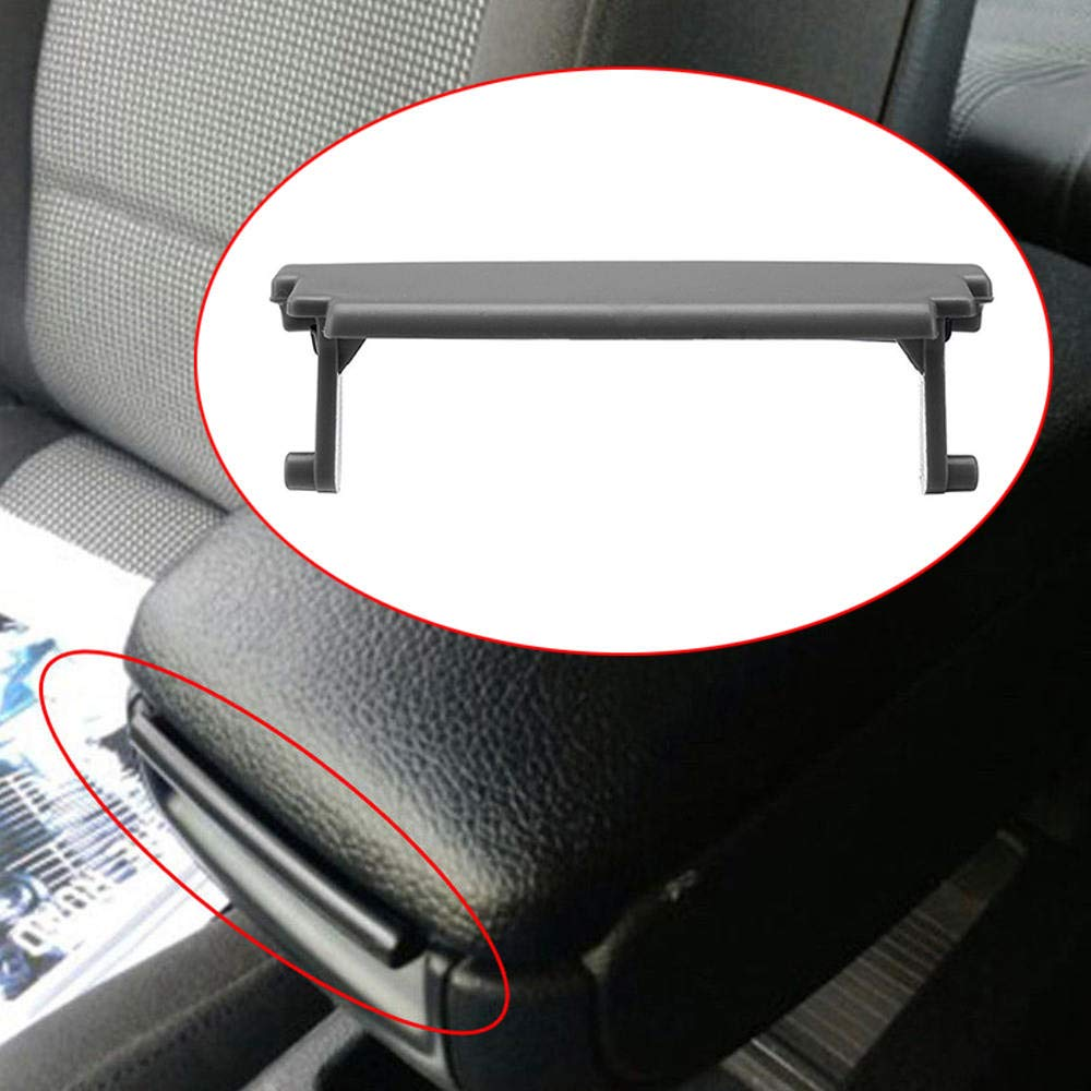 styleinside Armrest Center Console Cover Lid Latch Clip ABS Fits for Audi A3 2004-2013 Beige