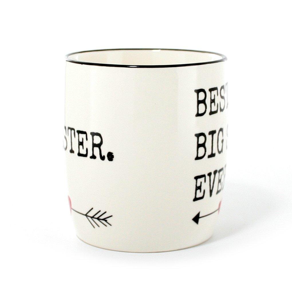Amazon.com: Janazala Best Big Sister Ever Mug, Birthday Gift Idea For  Sister, Christmas Gifts For Big Sister, Funny Coffee Mugs Gifts, Christmas  Gifts For ...