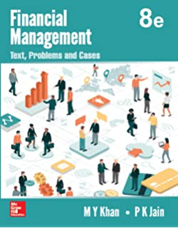 Financial Management Book By Khan And Jain Pdf