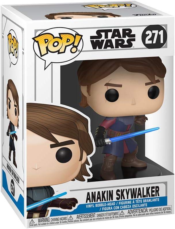 Star Wars: Clone Wars Vinyl Vinyl POP Anakin Pop