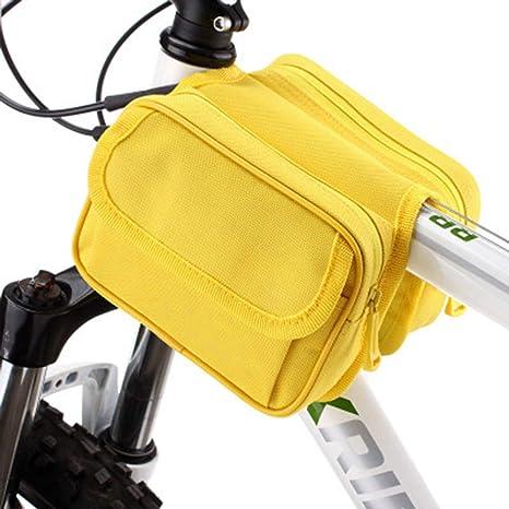 SYCHONG Bolsas, Bicicleta De Bicicletas De Montaña De Una Silla ...