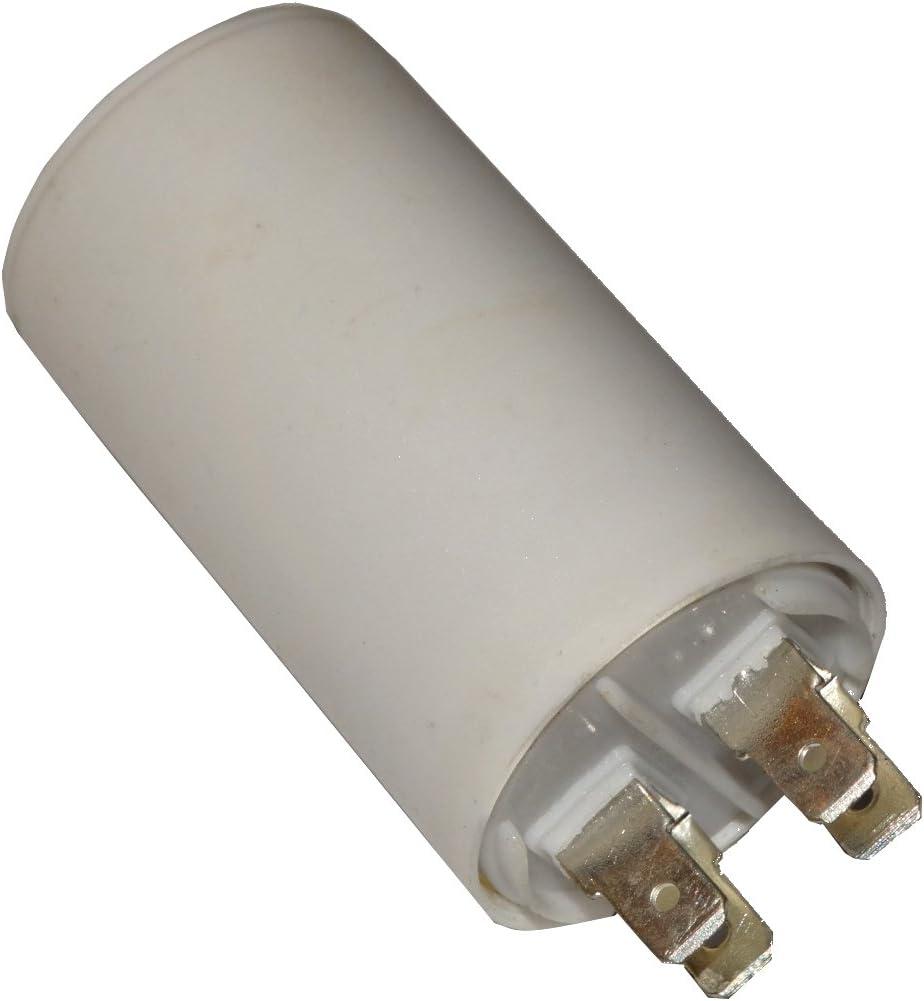 AERZETIX: Condensador de arranque para trabajo del motor 40µF 450V C10526