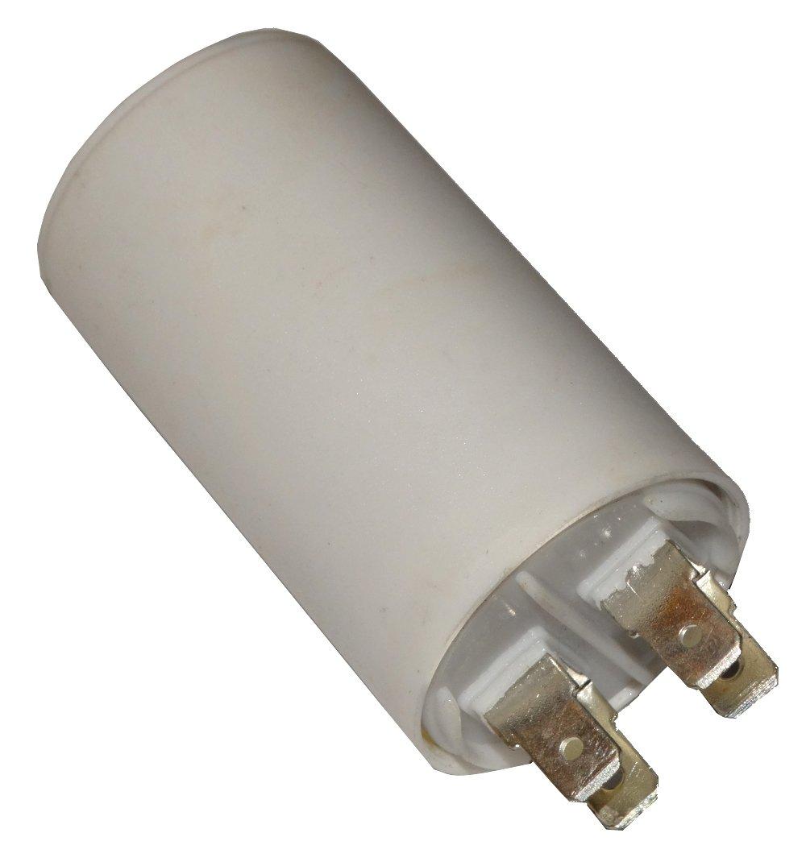 AERZETIX: Condensador de arranque para trabajo del motor 40µF 450V: Amazon.es: Electrónica