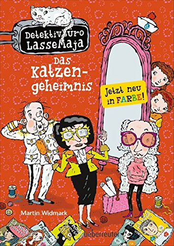 Detektivbüro LasseMaja - Das Katzengeheimnis