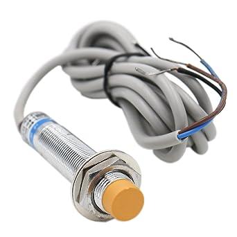 heschen detector de interruptor de sensor de proximidad inductivo LJ12 A3 – 4-Z/