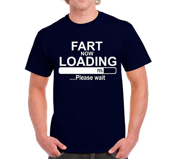 Reality Glitch Men/'s Fart Loading T-Shirt