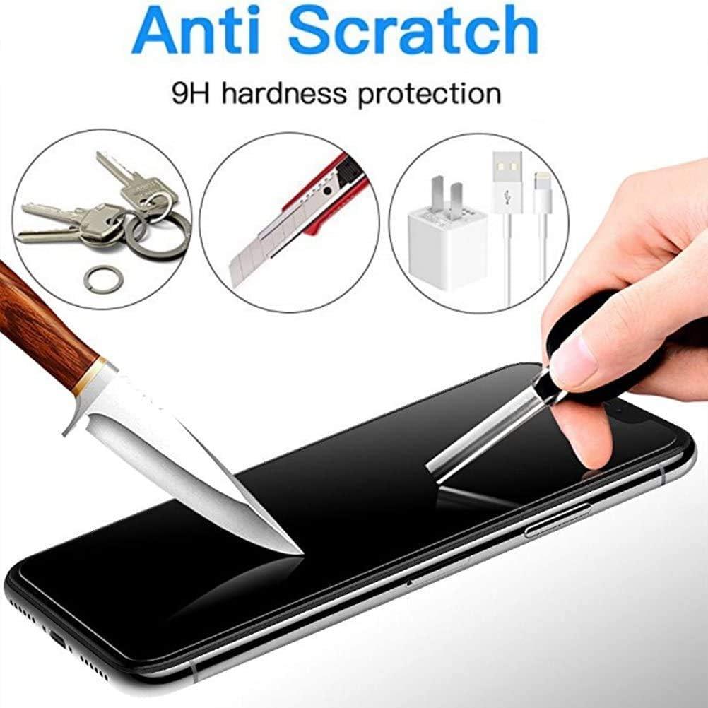 Haut D/éfinition 9H Duret/é Conber Verre Tremp/é pour iPhone 8 // iPhone 7, Ultra-r/ésistant Film de Protection /écran pour iPhone 8 // iPhone 7 1 Pi/èces sans Bulles