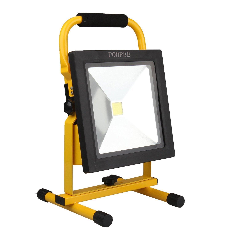 BHG 充電式LED投光器 50W