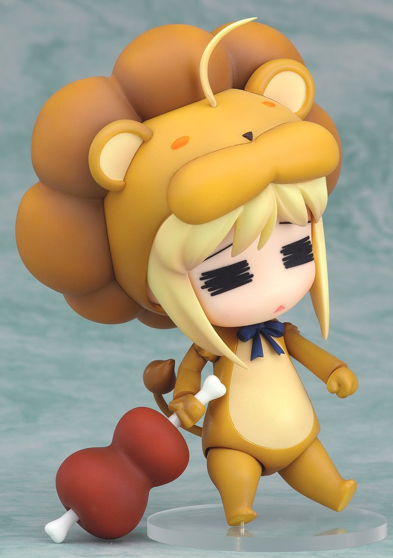 Saber Lion Nendoroid Action Figure Good Smile Fate//Tiger Colosseum