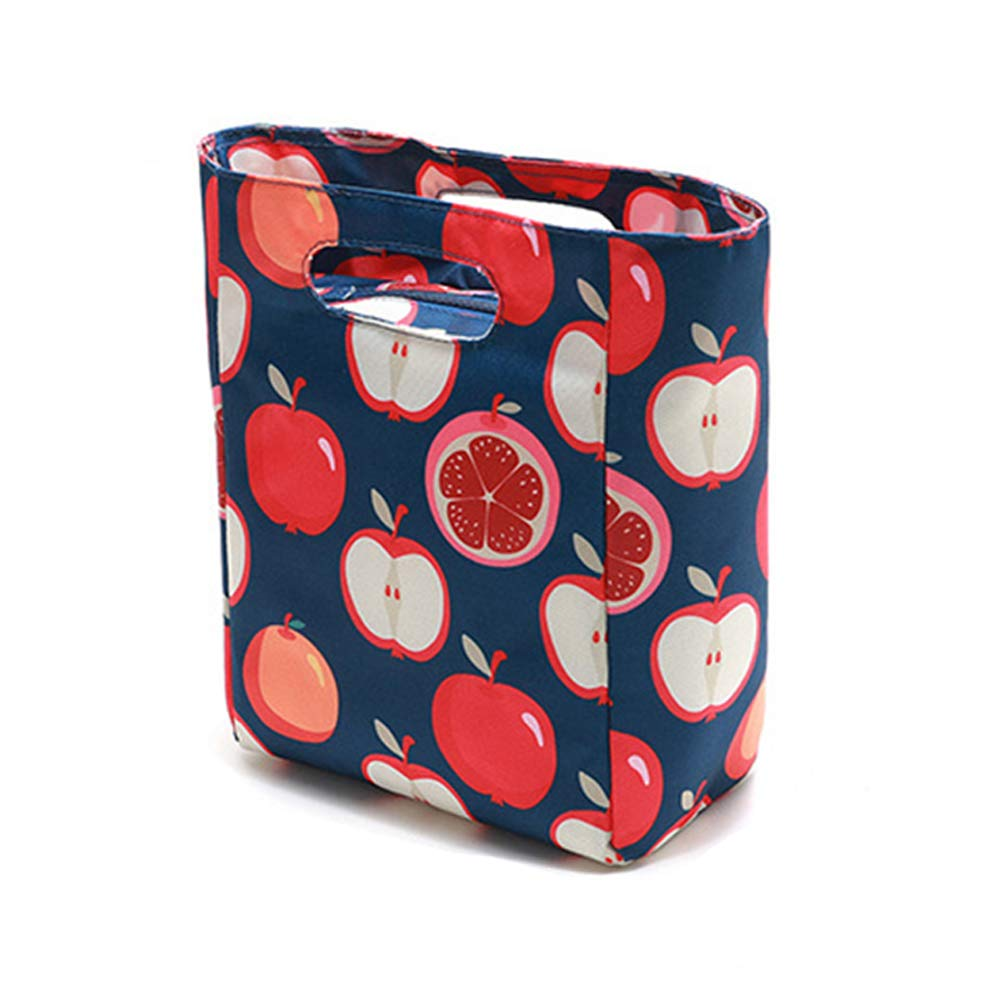 Freedom Kü hltasche Rucksack Isoliertasche Thermotasche Picknicktasche Lunchtasche Gefaltete Oxford Tuch Isolationstasche Bequeme Lunchpaket im Freien Picknickbeutel tragbare Lunchboxbeutel