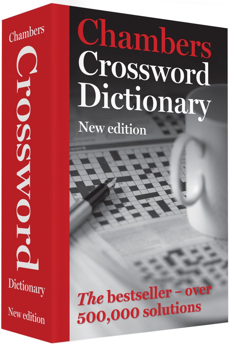 Chambers Crossword Dictionary New Edition Over 20,20 Solutions ...