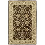 Kaleen Rugs Heirloom Collection 8804-49 Brown Hand Tufted 10' x 14' Rug