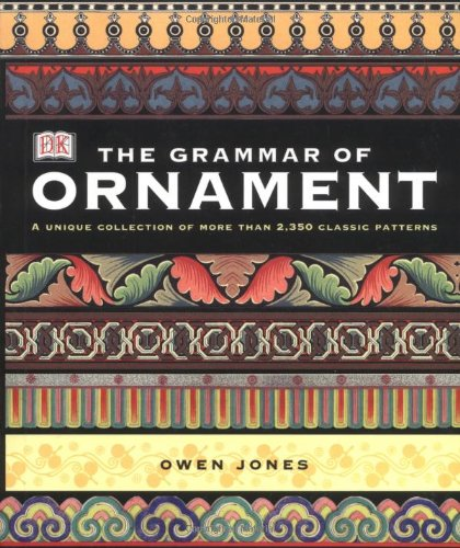 Grammar Ornament Owen Jones product image