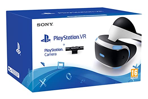 43 opinioni per Playstation VR + PlayStation Camera- PlayStation 4 [Official Bundle]