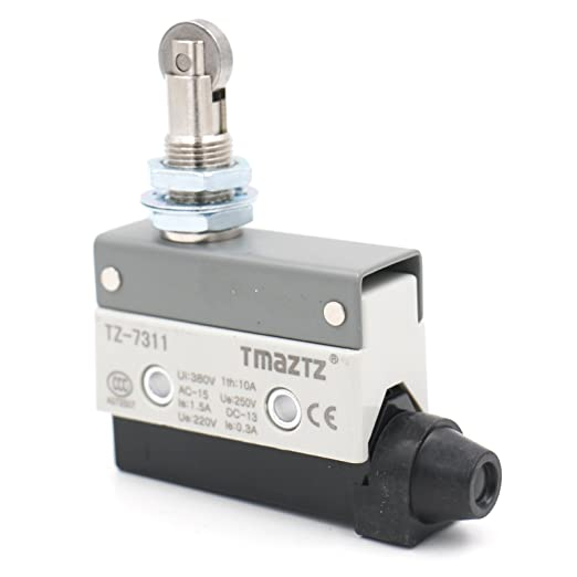 Heschen Limit switch Z-8//112 Parallel Roller Plunger Enclosed NO NC Momentary