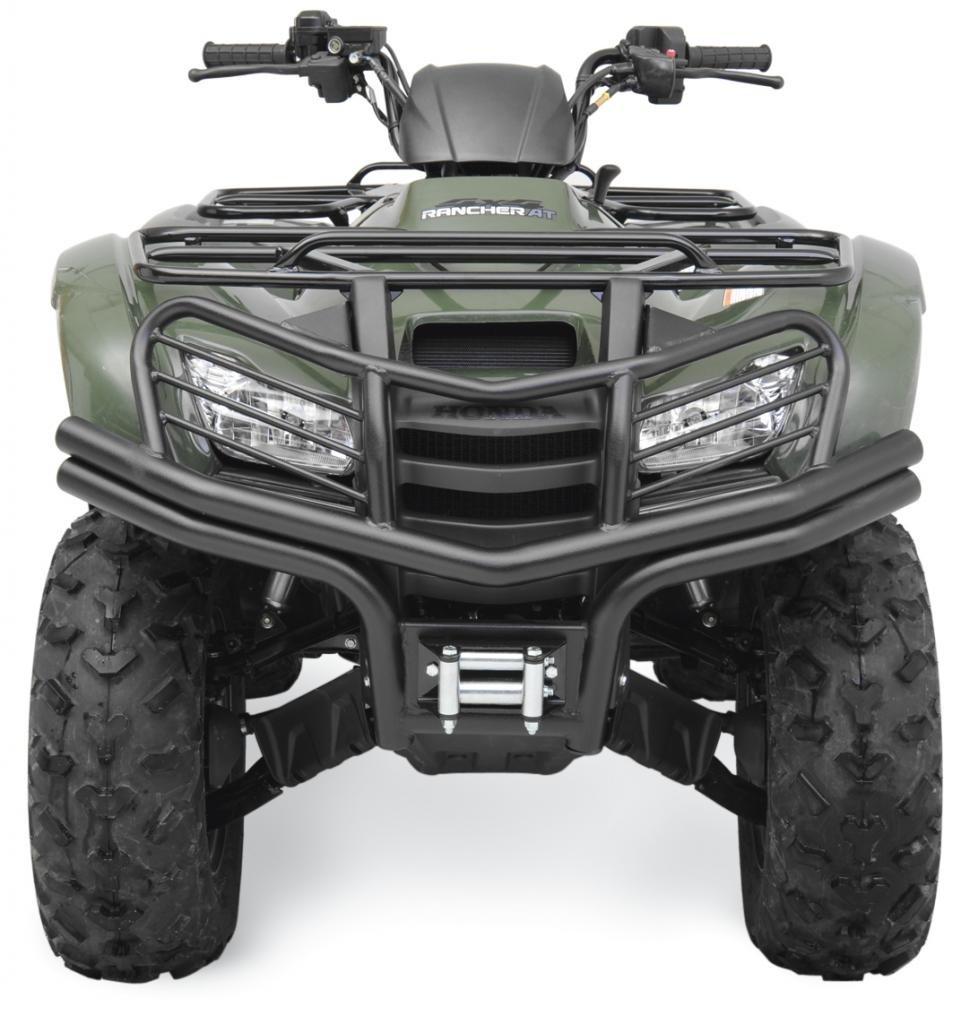 New 2007-2013 Honda TRX 420 TRX420 Rancher ATV Front Bumper
