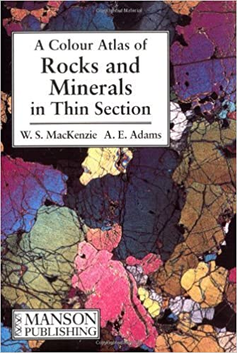 Kindle télécharger des livres A Color Atlas of Rocks and Minerals in Thin Section by W. S. MacKenzie (1994-03-22) PDF