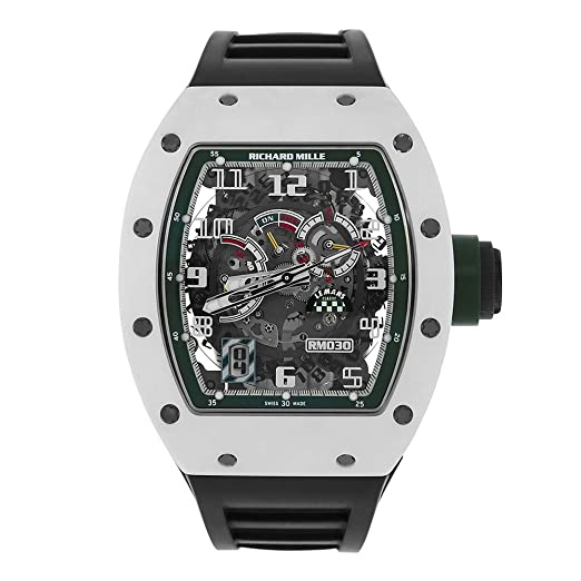Richard Mille RM 030 Automatic-Self-Wind RM030 - Reloj para Hombre (Certificado