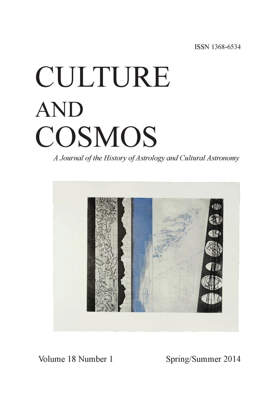journal of the history of astrology and cultural astronomy