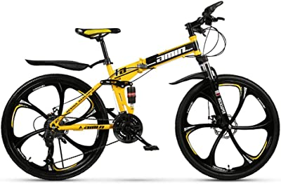 Augu Folding Mountain Bike