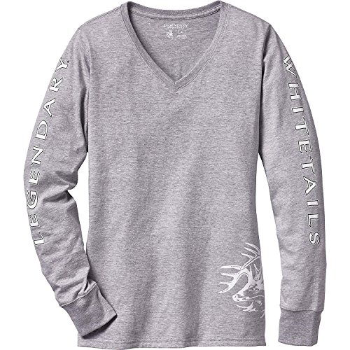 Legendary Whitetails Women's Cotton Non-Typical Long Sleeve T-Shirt – DiZiSports Store
