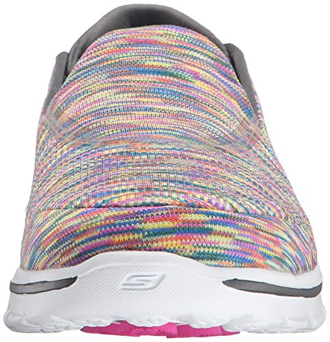 Zapatillas Mujer Mult Go Skechers 3 Walk nbsp;crazed qROpIB