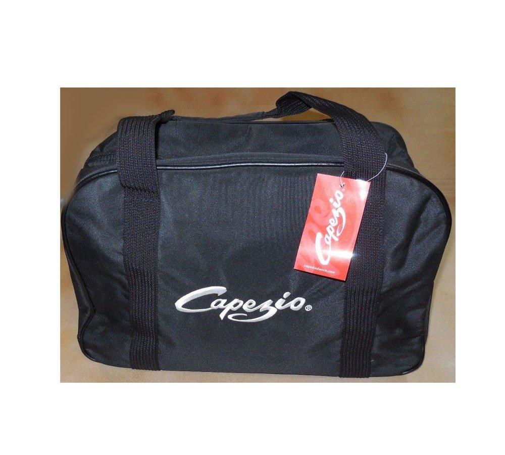 a34a8cd6926b Amazon.com: Capezio MKT20 Black Bowling Style Dance Gymnastic Travel ...