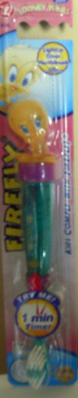 Firefly Tweety Light up Toothbrush Dr. Fresh