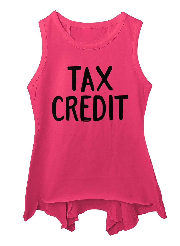 Humor Joke Funny Toddler//Youth Sleeveless Backswing Tcombo Tax Credit