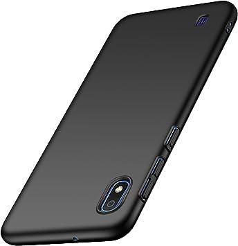 cookaR Mate Funda Samsung Galaxy A10, [Ultra-Delgado] Anti-Rasguño ...