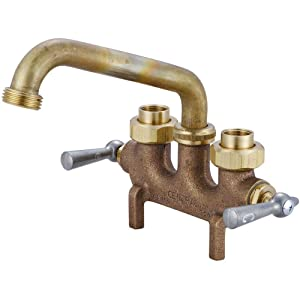 Central Brass 0465 2-Handle Laundry Faucet