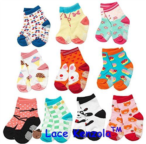 Toddler Quarter Socks - 8
