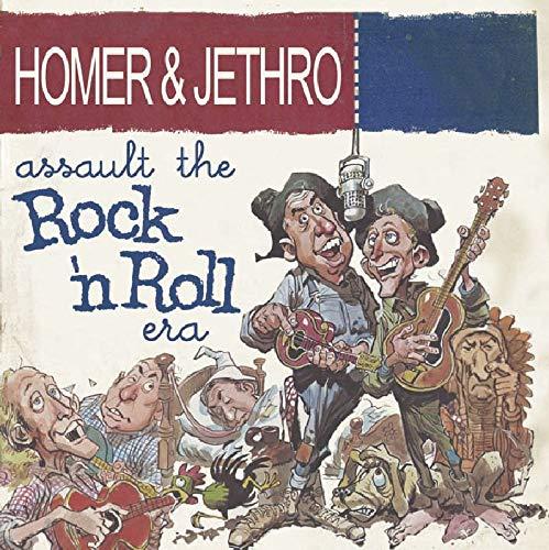 - Homer & Jethro Assault The Rock & Roll Era