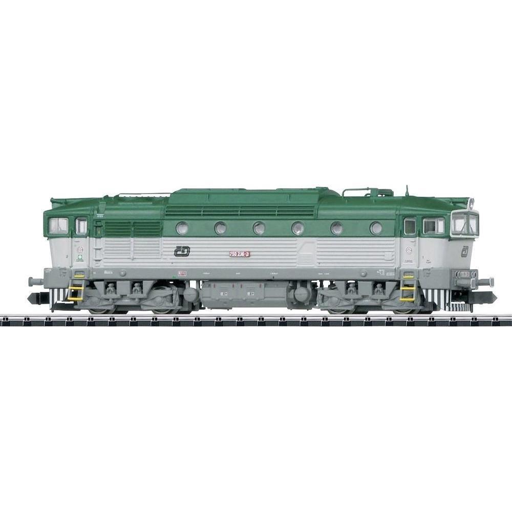 Märklin Trix 16735 - Diesellokomotive  Serie 750 der CD