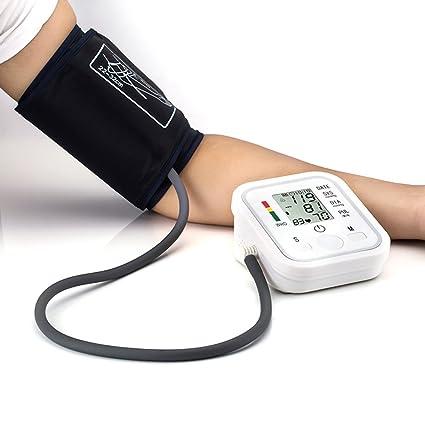 rushmax (TM) Digital tensiómetro de pulso monitores tonometer portátil atención de la salud metros