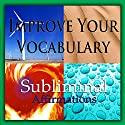 Improve Your Vocabulary Subliminal Affirmations: Relax with Family & Relaxing Traveling, Solfeggio Tones, Binaural Beats, Self Help Meditation Hypnosis Speech by Subliminal Hypnosis Narrated by Joel Thielke