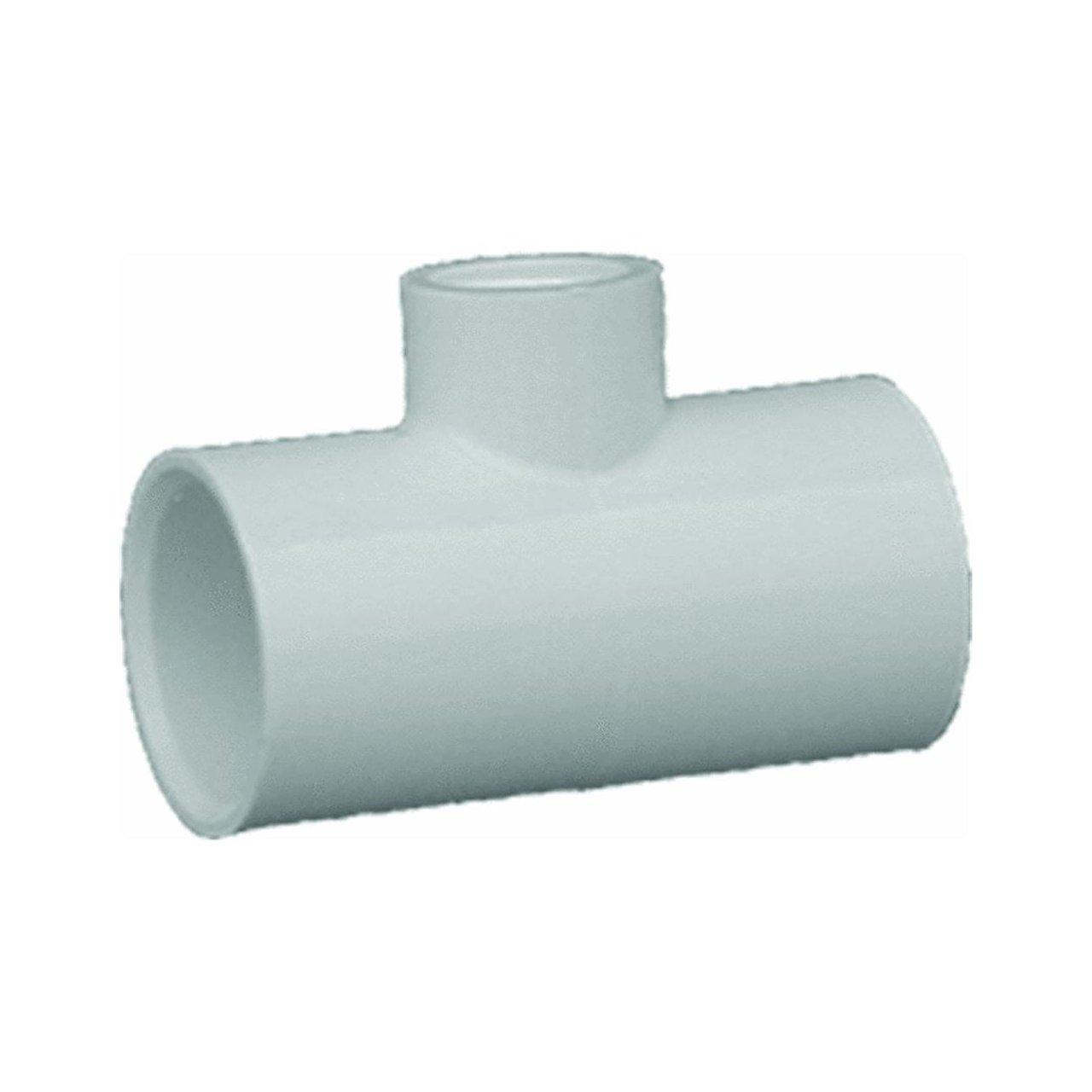 Genova Products 2X2x1/2 Sxsxt Redu Tee 31482 Pvc Sch 40 Pressure Fittings