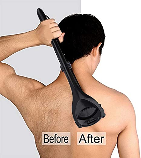 DBSCD Afeitadora para la Espalda y el Cuerpo Desmaquillante sin ...