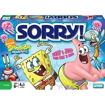 Sorry Board Game Logo
