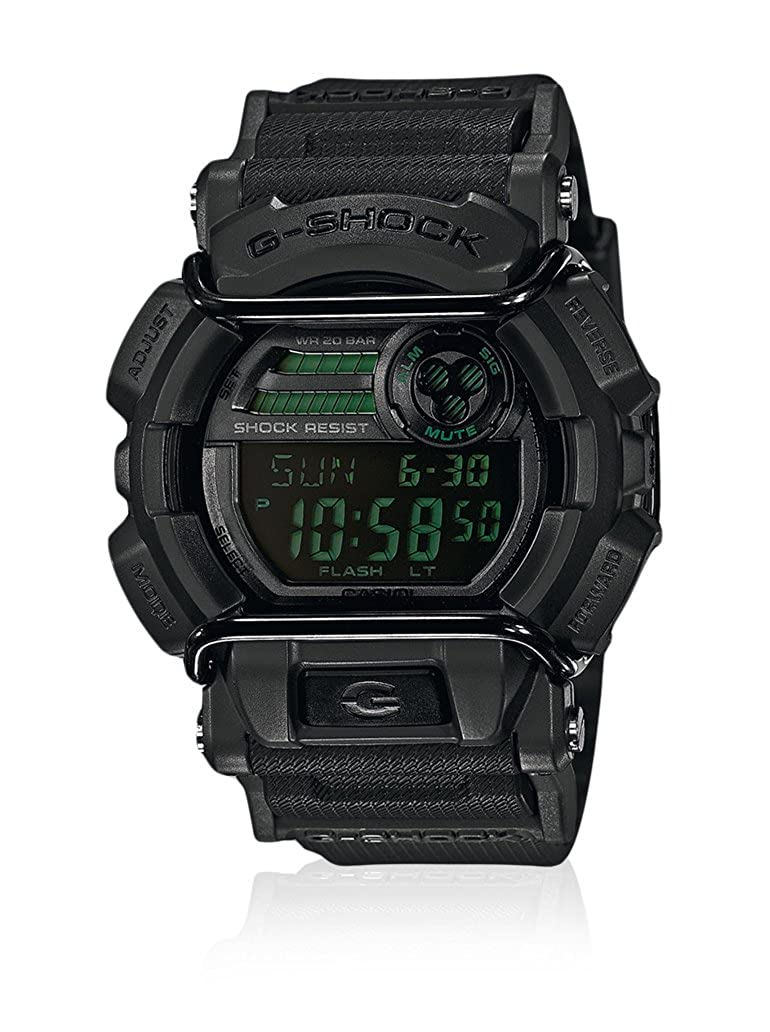 Casio Reloj Hombre de Digital con Correa en Resina GD-400MB-1ER