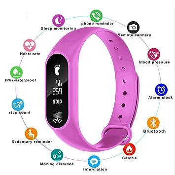 PMFS Reloj Inteligente Relojes para niños Bambini para niñas niños ...