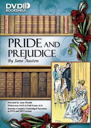 Pride and Prejudice by DVDBookshelf by