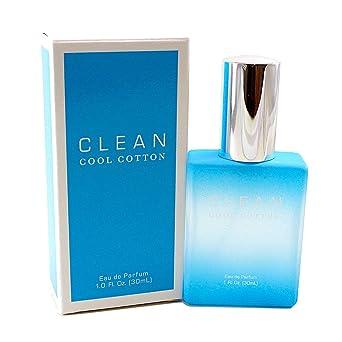24b6df9d68 Clean Cool Cotton 30 ml Eau de Parfum, Vaporisateur / Spray: Amazon.de:  Premium Beauty