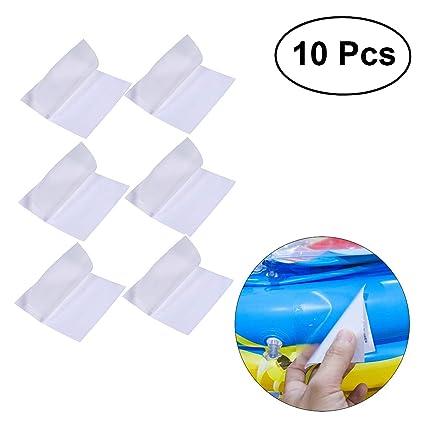 Transparente PVC selbstklebende Reparatur Patches für Camping Zelt Jacke