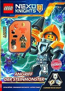 Lego Nexo Knights Tm Die Monster Sind Los Rätselbuch Mit
